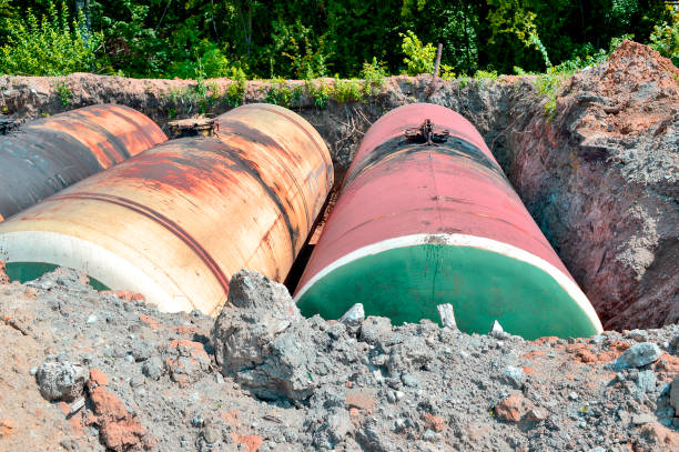 4 Great Advantages Of A Septic Water Tank System